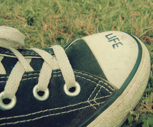 converse and life image