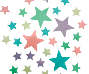 stars, cute, and transparent image