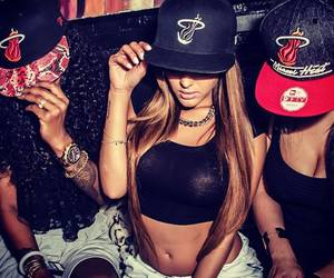 swag, girls, and dope image