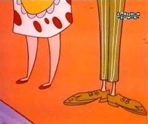 90s, cartoon network, and cheer girl image