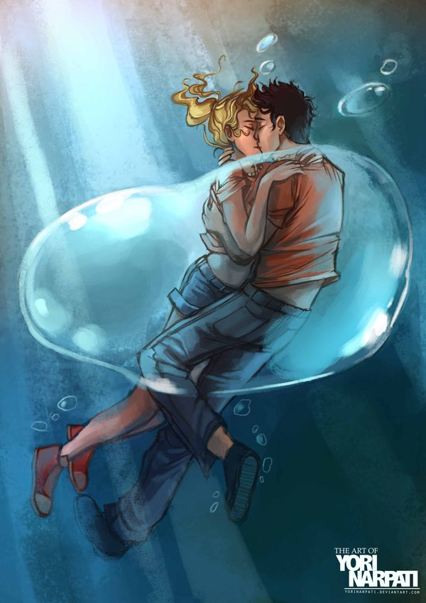 Image result for percy annabeth