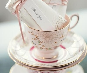 cups, pink, and cute image