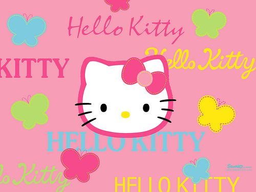 Hello Kitty Wallpaper Discovered By Julie966