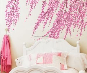 floral wall decals image