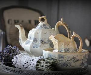 lavender and teatime image