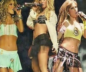 Anahi, cantora, and RBD image