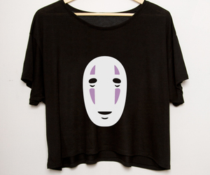 spirited away, no face, and chihiro image