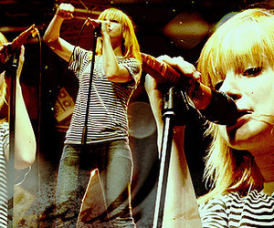 bb, hayley, and paramore image