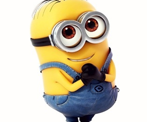 annww and minions ! image