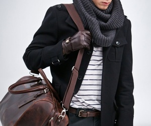fashion, men, and outfit image