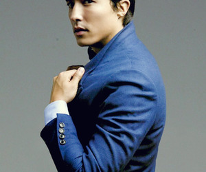 actor, Daniel Henney, and korean image