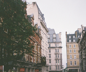 vintage, city, and photography image