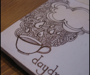 cloud, doodle, and photography image