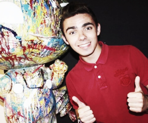 <3, smile, and the wanted image