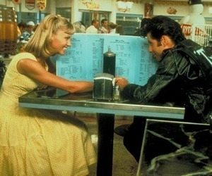 70's, color, and grease image