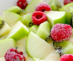 delicious, summer, and food image