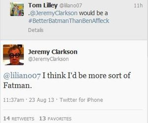 batman, top gear, and jeremy clarkson image