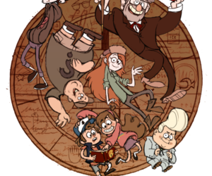 gravity falls, gideon, and mabel image