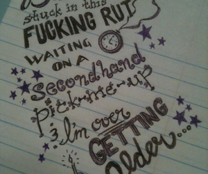 all time low, Lyrics, and weightless image