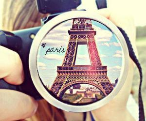 paris, camera, and photo image