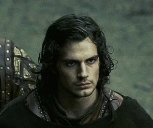 Henry Cavill, medieval, and movie image