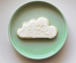 clouds and cookie image