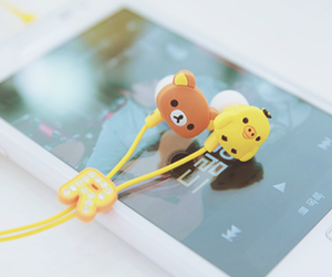 cute, rilakkuma, and kawaii image