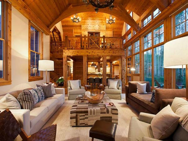 Mansion Living Room Google Search On We Heart It