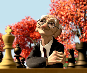 chess and cute image