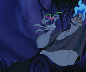 hades, disney, and greek image