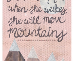 quotes, sleep, and mountains image