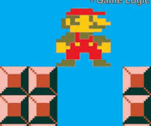 funny, mario bros, and quotes image