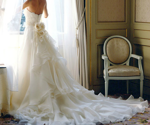 bridal, wedding, and love image