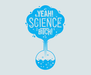 science, quote, and text image