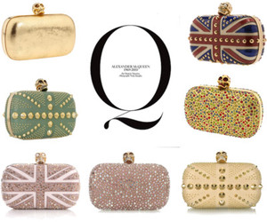 Alexander McQueen, bag, and bags image