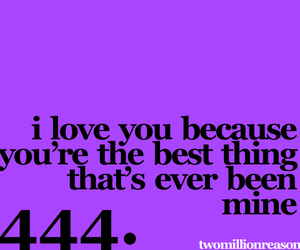 I Love You, mine, and quote image
