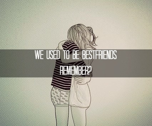 friends, best friends, and remember image