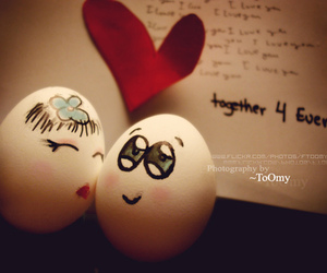 love and eggs image
