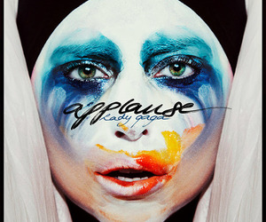 applause, Lady gaga, and music image