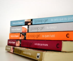 book, gg, and gossip girl image