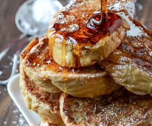 cuban bread french toast image