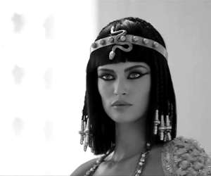 beauty, Bianca Balti, and cleopatra image