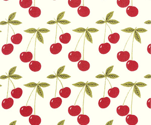 cherry, fabric, and pitty image