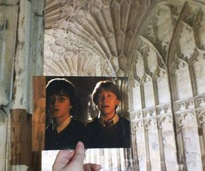 harry potter, hogwarts, and photography image