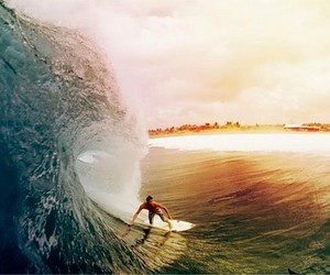 surf, waves, and beach image