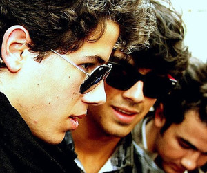 JB, jonas, and jonas brothers image