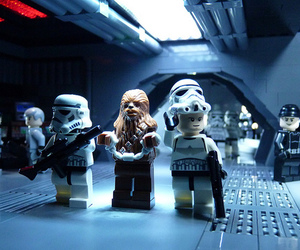 lego, starwars, and blw image