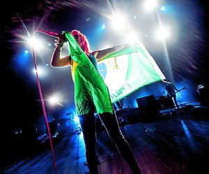 brazil, hayley williams, and paramore image