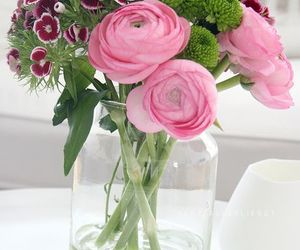 bonita, flowers, and bouquet image