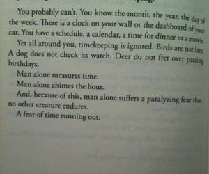 hours, years, and man image